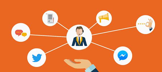 Gérer la relation client et interagir sur les médias sociaux
