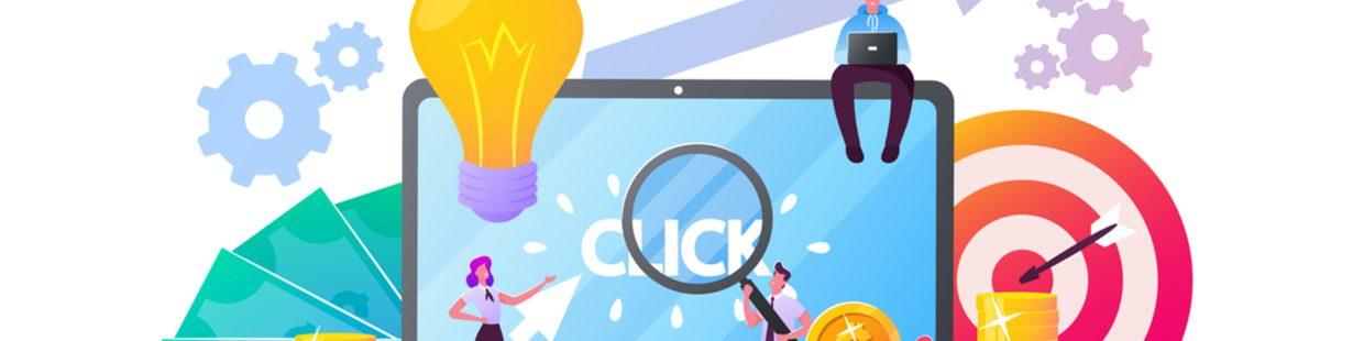 E-publicité : les 5 leviers d'acquisition digitale 1